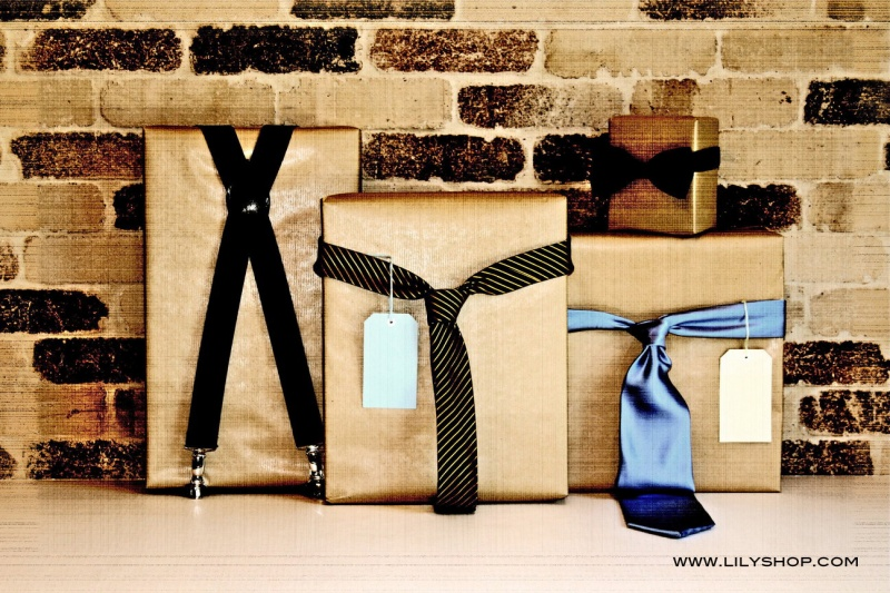 Gift Wrap Ideas For Men