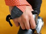 Homemade Camera Strap Cover (via designsponge)
