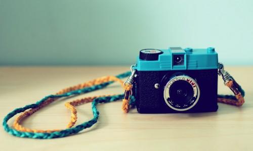 DIY Toy Camera Strap
