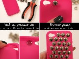 DIY Capa Para iPhone