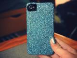 DIY Glitter iPhone Case
