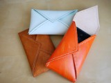DIY Leather Envelope For An iPhone