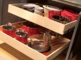 DIY Cabinet Rollouts