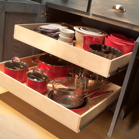 15 Smart Diy Kitchen Cabinet Upgrades Shelterness