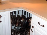 Hooks To Store Pots In A Cabinet