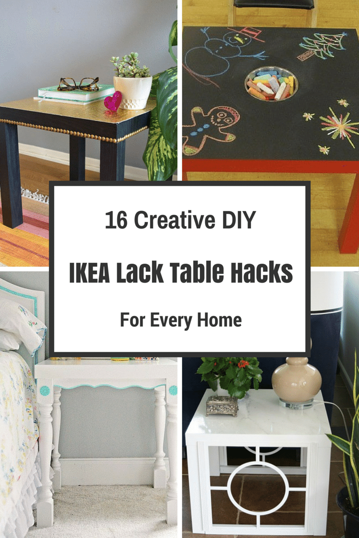 16 creative diy ikea lack table hacks for every home cover