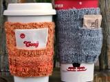 DIY Cozy Cup Cloth With A Pocket