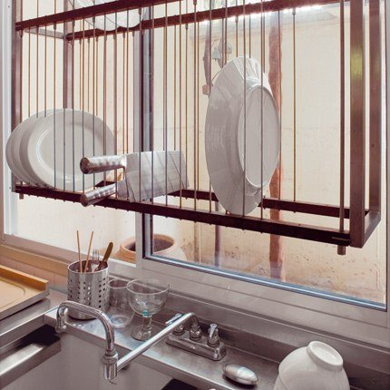 15 Creative Ideas To Organize Dish And Plate Storage On Your Kitchen Dish Rack Ideas