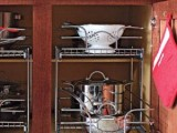 Cabinets With Sliding Shelf Organizers