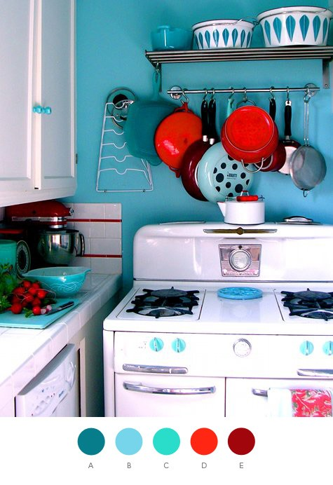 20 creative ideas to organize pots and pans storage on your kitchen6
