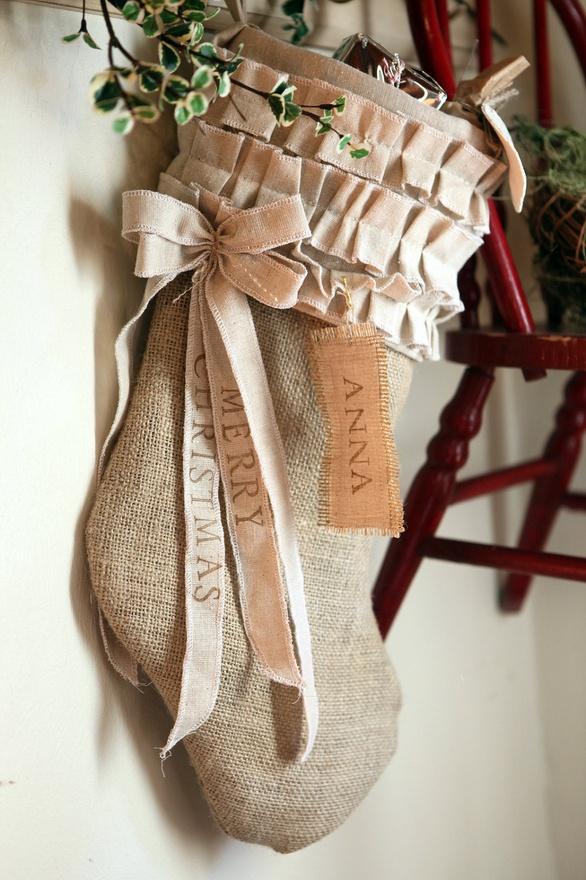 Ideas For Christmas Stockings 75 christmas stockings decorating ideas - shelterness