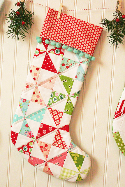 Picture Of Christmas Stockings Decorating Ideas