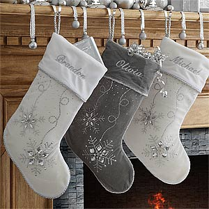 christmas stockings decorating ideas & 75 Christmas Stockings Decorating Ideas - Shelterness