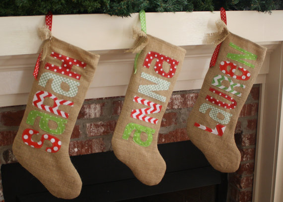 75 Christmas Stockings Decorating Ideas - Shelterness