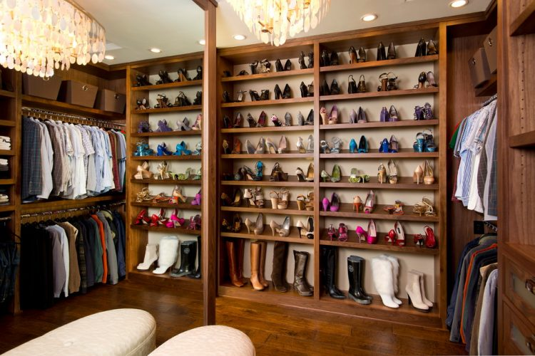 if you hae a walk-in closet you don