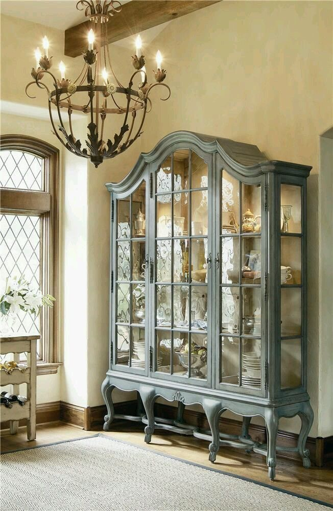 Perfect French Country Cabinetry As It Should Be