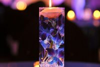 lovely floating new year wedding centerpiece