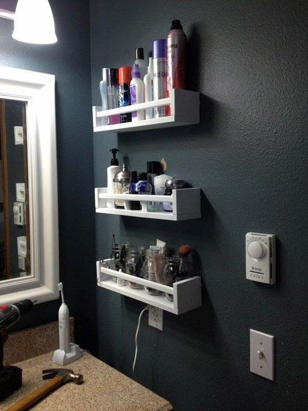 Even Small Shelves Could Solve Many Problems