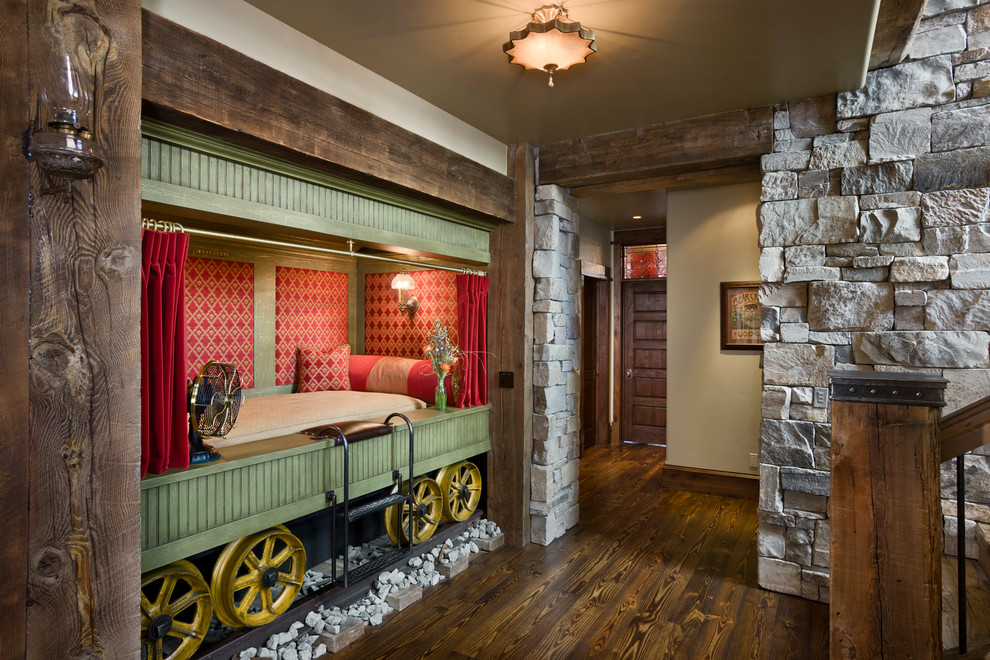 trains are even better for kids beds