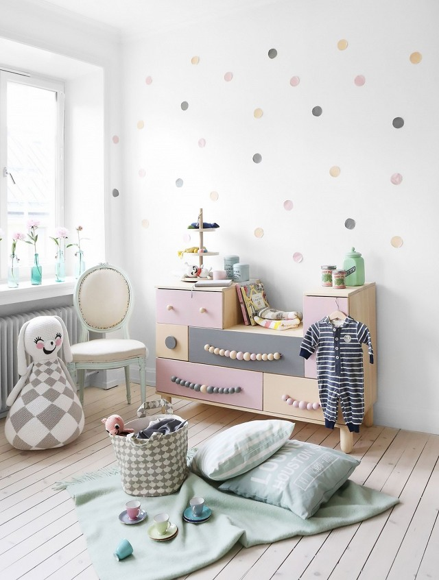 40 cool kids room decor ideas that you can do by yourself for Little kids room