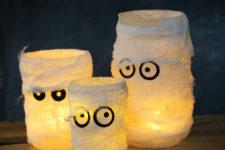 Mummy Luminaries