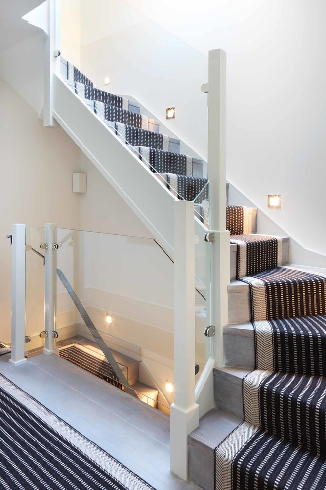 Carpet Runner For Stairs Ideas Photo 4
