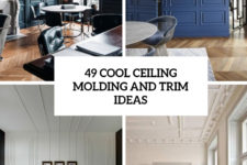 49 cool ceiling molding and trim ideas cover
