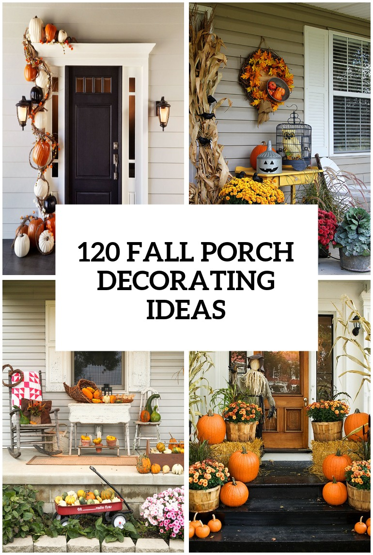 autumn decorating ideas Archives - Shelterness