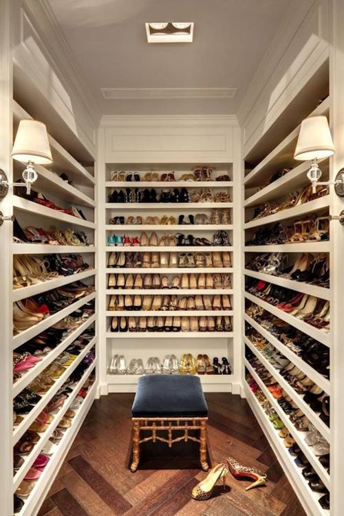 Walk In Closet Design 75 cool walk-in closet design ideas - shelterness