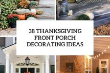 38 thanksgiving front porch decorating ideas cover