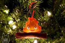 Felt Calcifier ornament