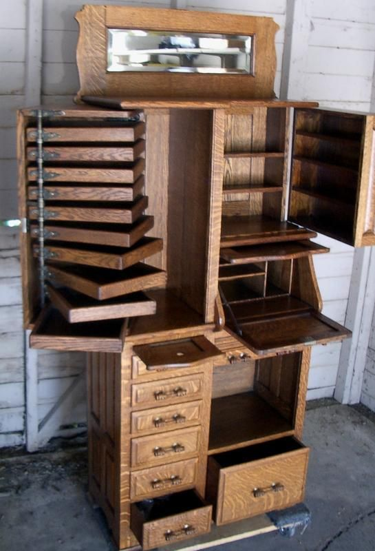 If Your Jewelry Collection Is Really Extensive Then You Need Something Like This Cabinet