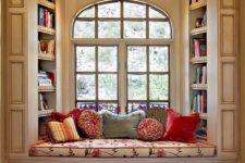 Picture of cool bay window decorating ideas - Decorating bay window area ...
