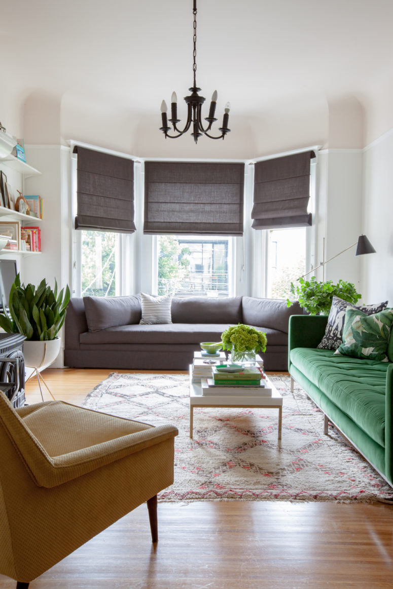 50 Cool Bay Window Decorating Ideas Shelterness