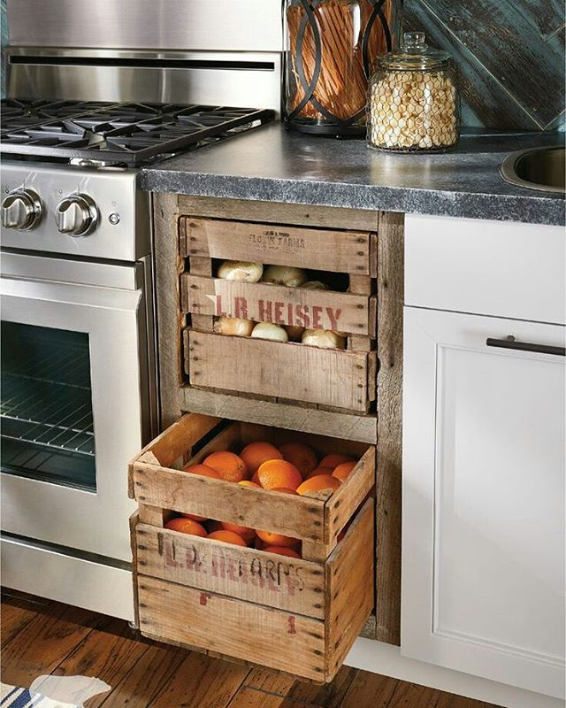 cool alternative to traditional drawers
