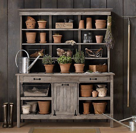 potting shed sancturary
