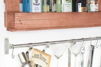 super simple but quite clever booze organizing