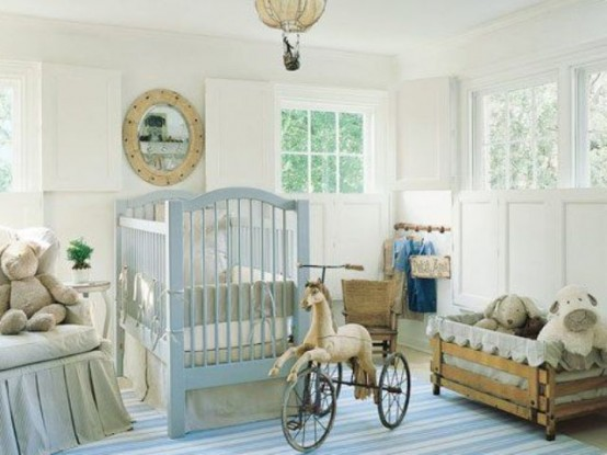 vintage design suits well all nurseries