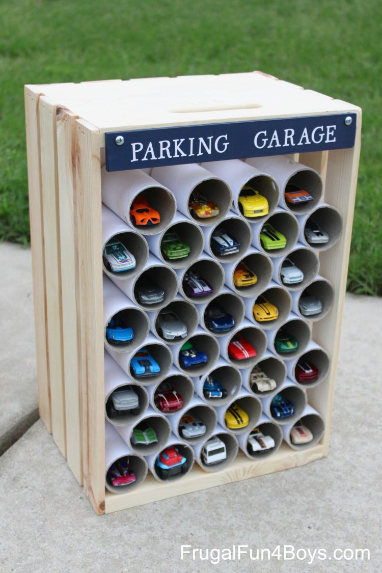 30 Cool Diy Toy Storage Ideas Shelterness
