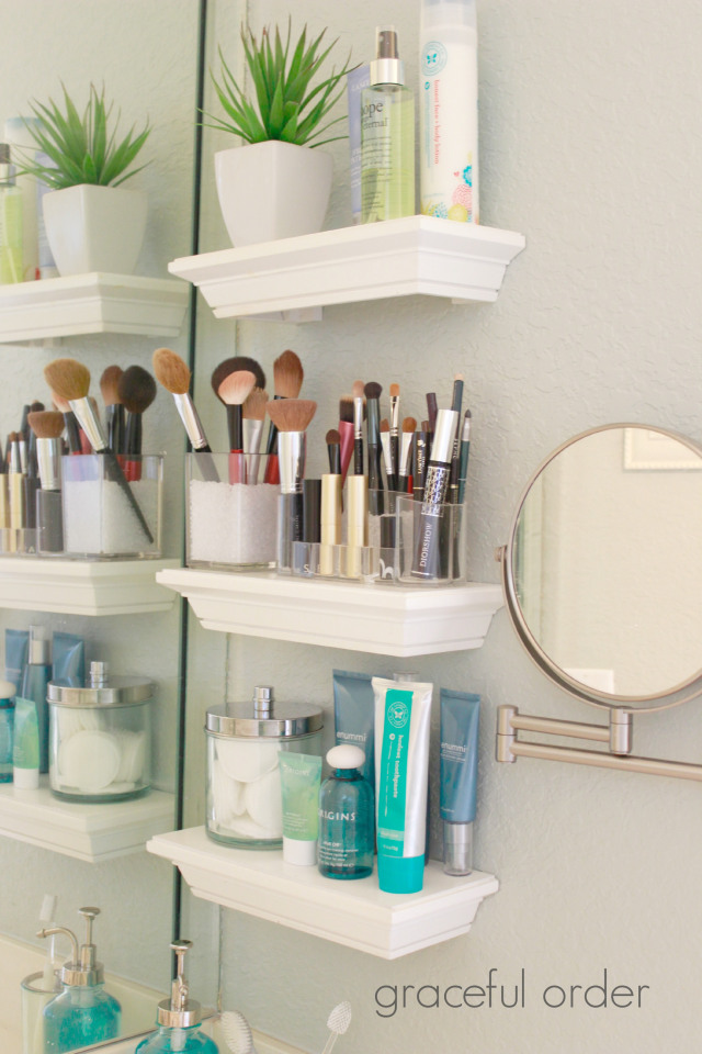 53 Practical Bathroom Organization Ideas Shelterness