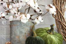 62 exciting fall mantel decor ideas