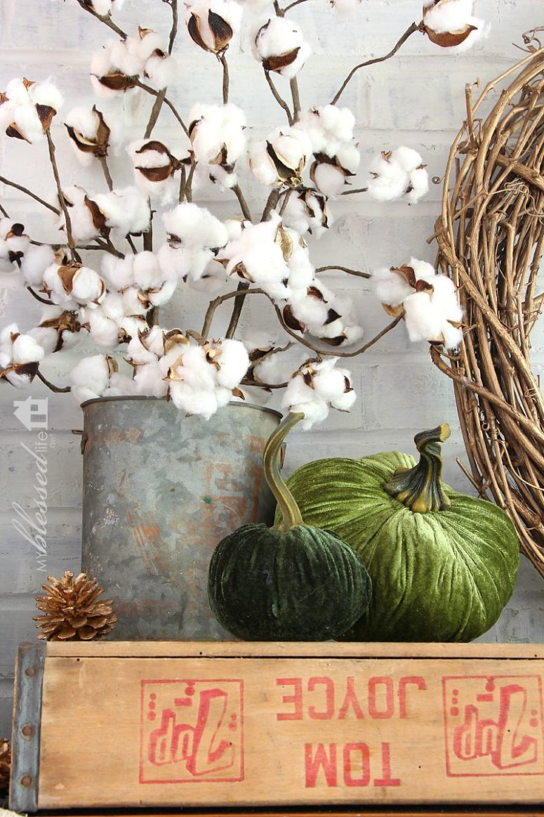 87 exciting fall mantel d cor ideas shelterness - Decor shooting photo ...