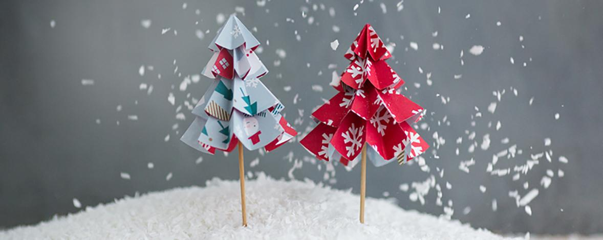 Picture Of Cute Little Christmas Trees