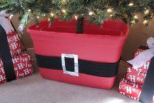 Storage box bin