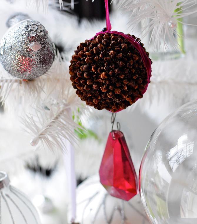 fragrant pomander ornament