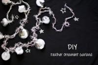 ornament garlands