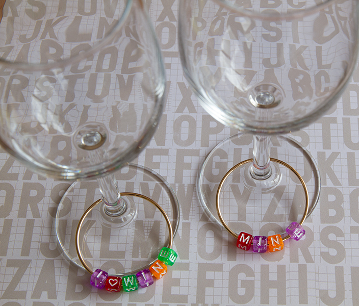 letter beads charms (via erynwithay)