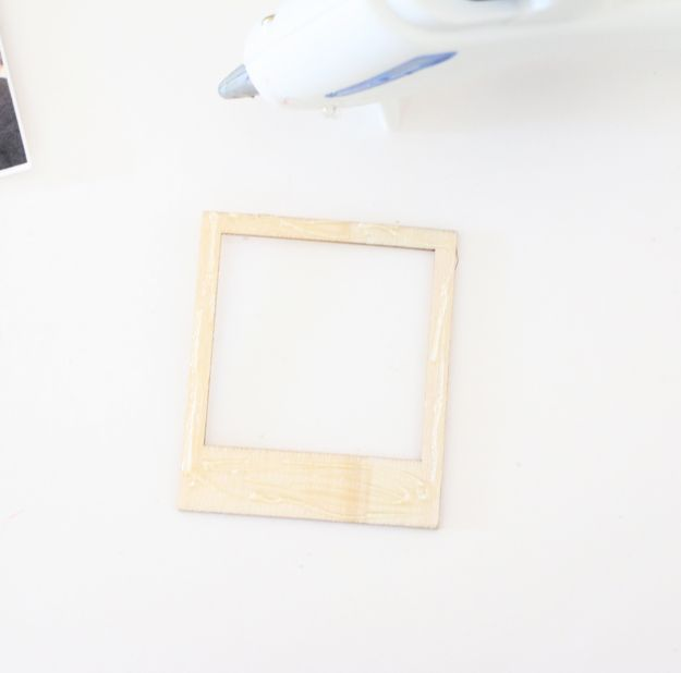 Picture Of diy polaroid magnets from instagram pictures  5