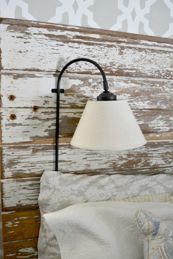 Comfy Diy Headboard Sconces To Make Shelterness