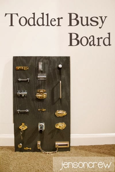 35 Cool And Easy Diy Busy Boards For Toddlers Shelterness
